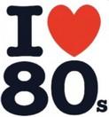 I Love 80's...