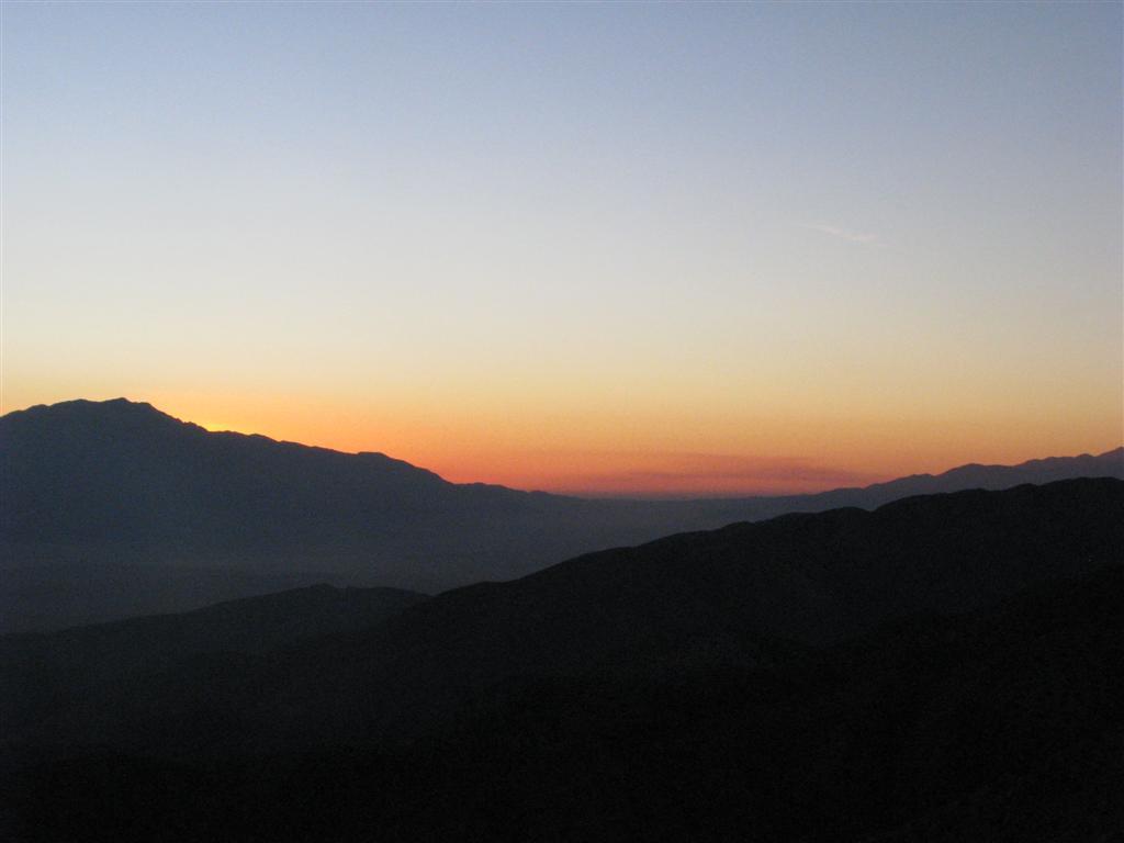 Çöldeki Huzur - Yucca Valley
