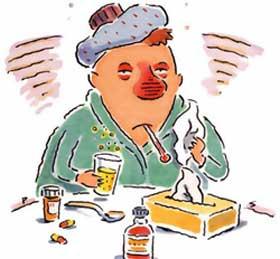 Antibiyotik Kullanmadan Gribi Yenmenin Yolları