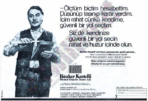 Banker Kastelli