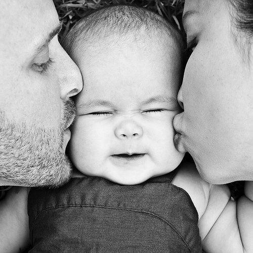 Anne, Baba, Çocuk, Kadın