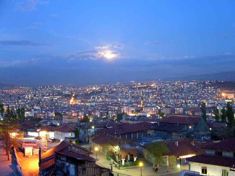 Yaşamın Kalbi Ankara