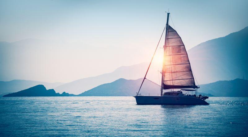 Mavi ve Telaşsız Deniz